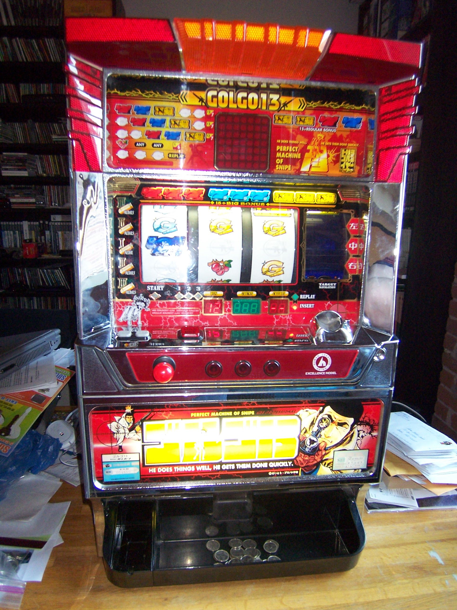 Chinese slot machine for sale